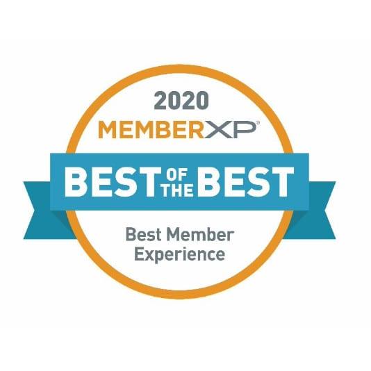 2020 MemberXP: Best Member Experience